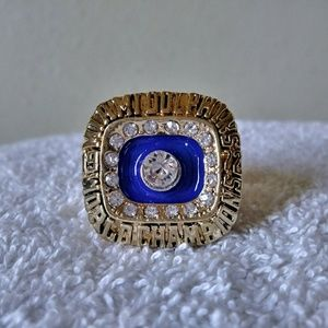 Miami Dolphins 1972 Superbowl Ring